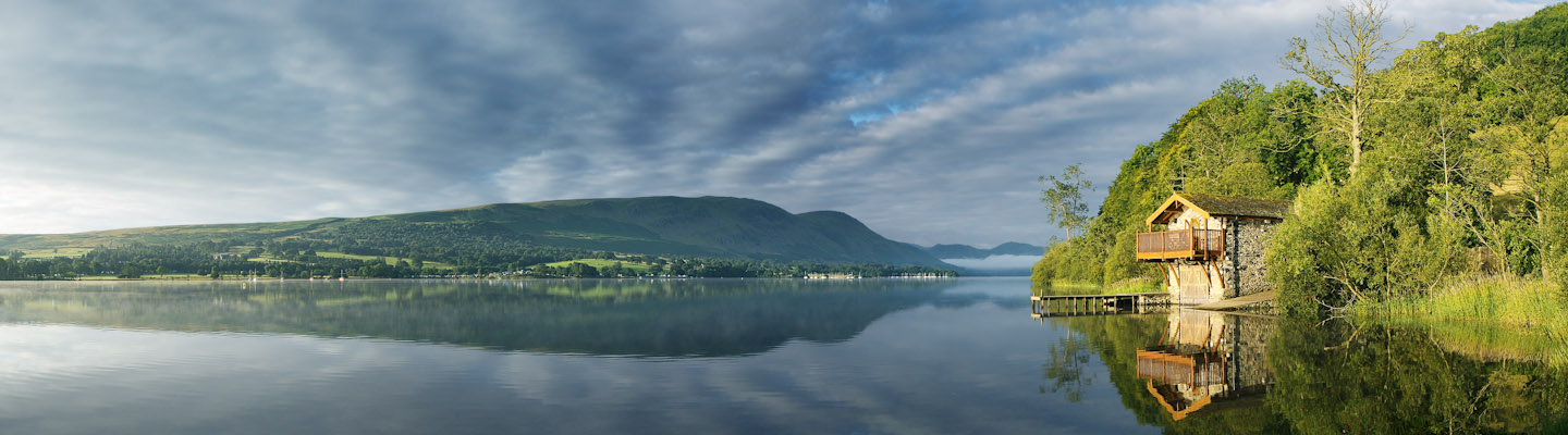Boathouse on Ullswater image from the Landscape gallery by Nick Oakley Photography